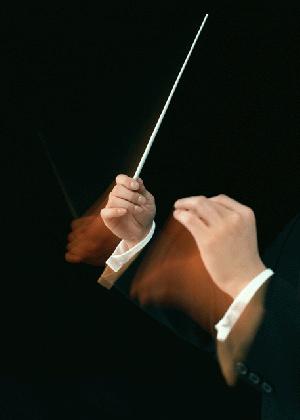 指揮者のようの音を操る感性の世界